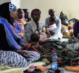 Fund Raising for Burayu Ethinic Cleansing Victims